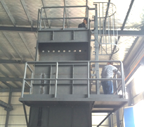 Glass Dust Collector