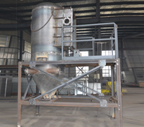 Granulate Dust Collector