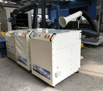 Mobile Pulse Clean Dust Collector